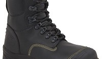 Style 55-245Z  150mm (6″) Zip Sided Boot